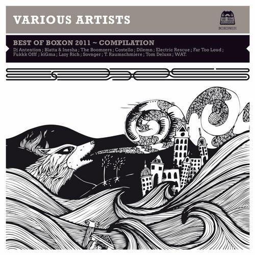 Album Art - Best Of Boxon 2011