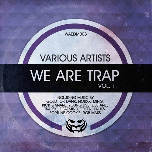 We Are Trap Vol. 1 Album Art