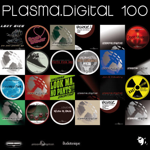 Album Art - Plasma Digital 100