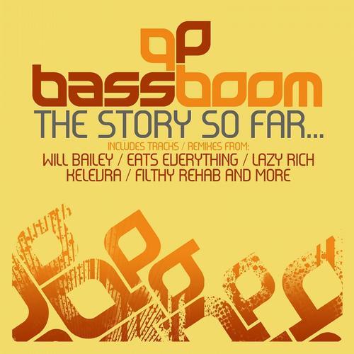 Album Art - Bass Boom-The Story So Far...