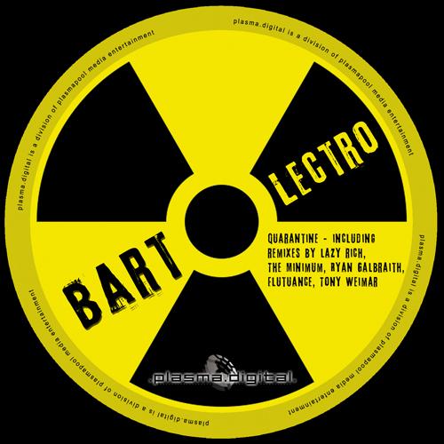Album Art - Quarantine