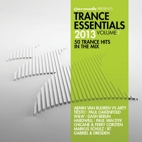 Album Art - Trance Essentials 2013, Vol. 1 - 50 Trance Hits In The Mix