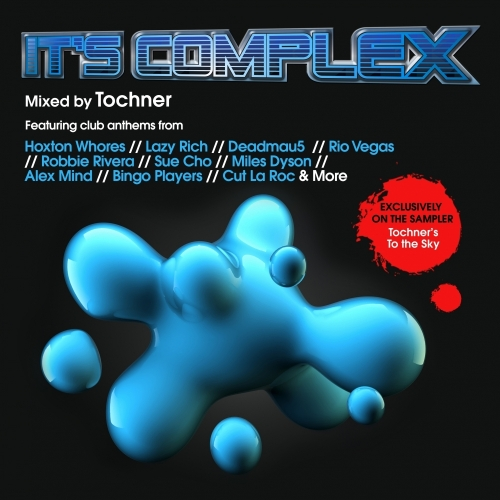 Album Art - Tochner Pres. Its Complex