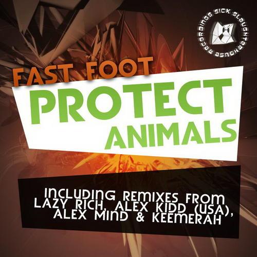 Album Art - Protect Animals