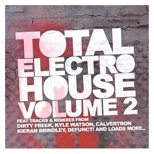 Album Art - Total Electro House Vol. 2