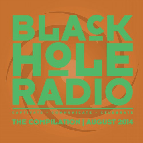 Album Art - Black Hole Radio August 2014