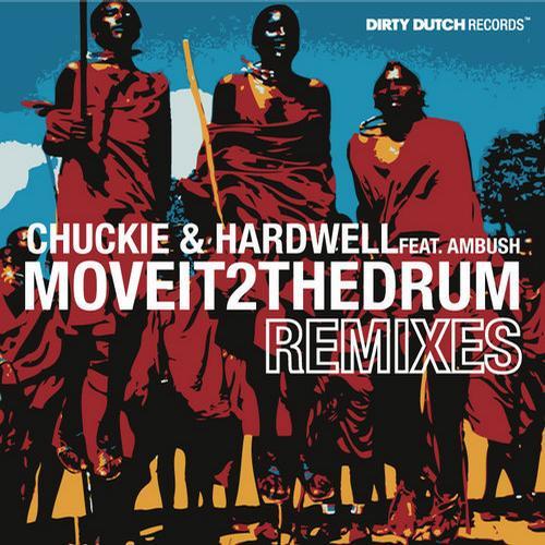 Album Art - Move It 2 The Drum - Remixes