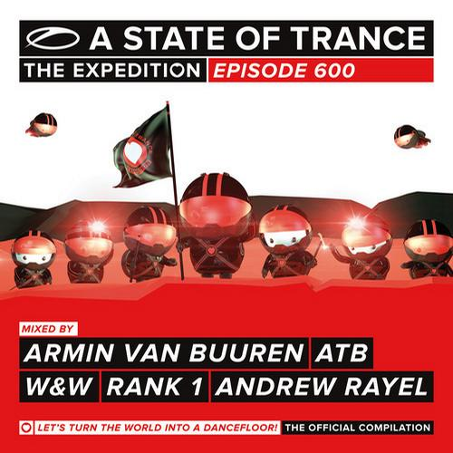 Album Art - A State Of Trance 600 - Mixed By Rank 1