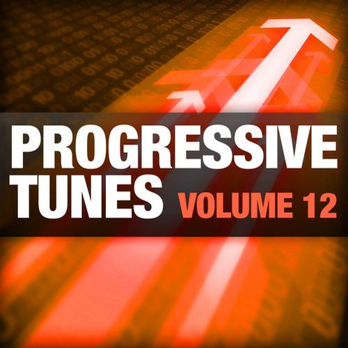 Album Art - Progressive Tunes, Vol. 12