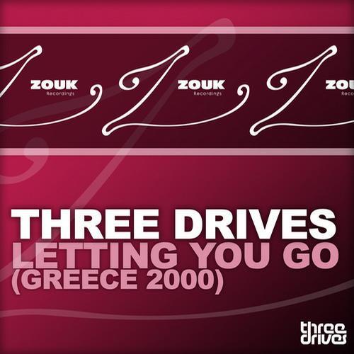 Album Art - Letting You Go (Greece 2000)