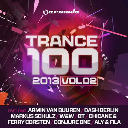 Album Art - Trance 100 - 2013, Vol. 2