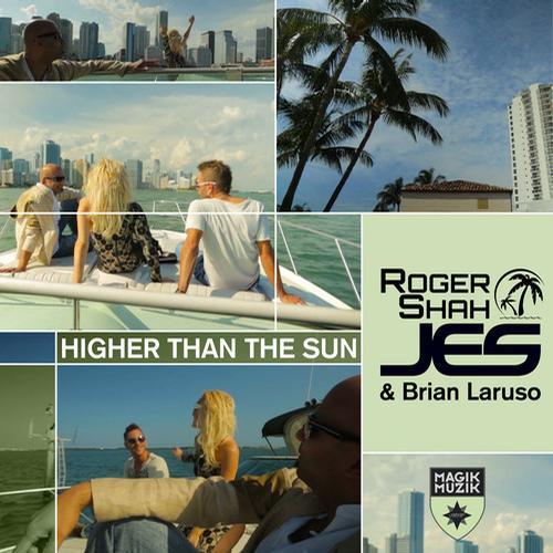 Album Art - Higher Than the Sun