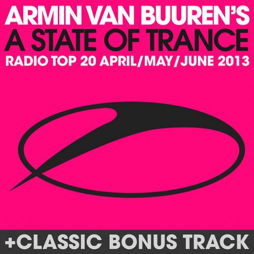 Album Art - A State Of Trance Radio Top 20 - April / May / June 2013 - Including Classic Bonus Track
