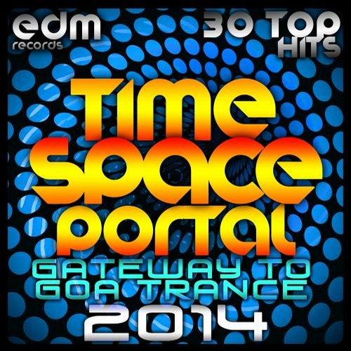 Album Art - Time Space Portal, Vol. 1 (Gateway to Goa Trance)