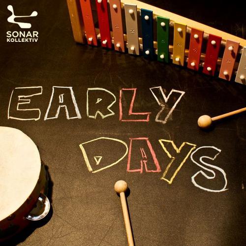 Album Art - Sonar Kollektiv: Early Days