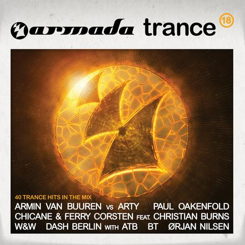 Album Art - Armada Trance, Vol. 18 - 40 Trance Hits In The Mix