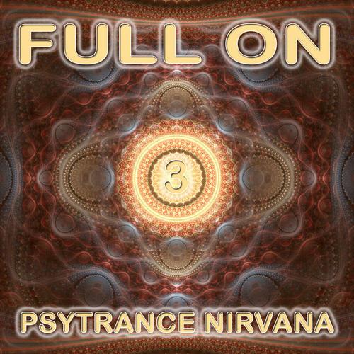 Album Art - Full On Psytrance Nirvana V3