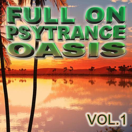 Album Art - Full On Psytrance Oasis V1
