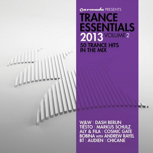 Album Art - Trance Essentials 2013, Vol. 2 - 50 Trance Hits In The Mix