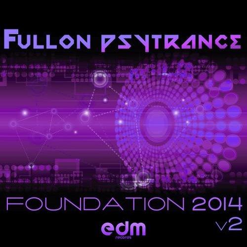 Fullon Goa Psytrance Foundation 2014, Vol. 2 Album