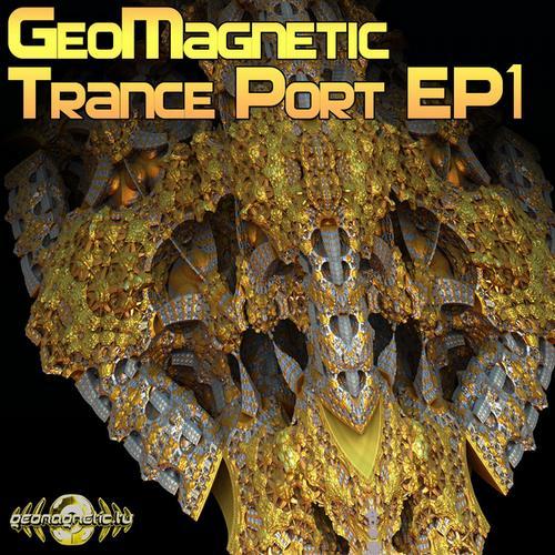 Album Art - Geomagnetic Trance Port EP1