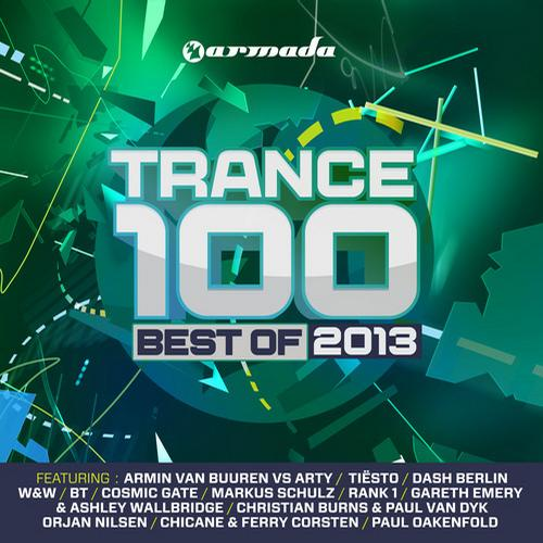 Album Art - Trance 100 - Best Of 2013