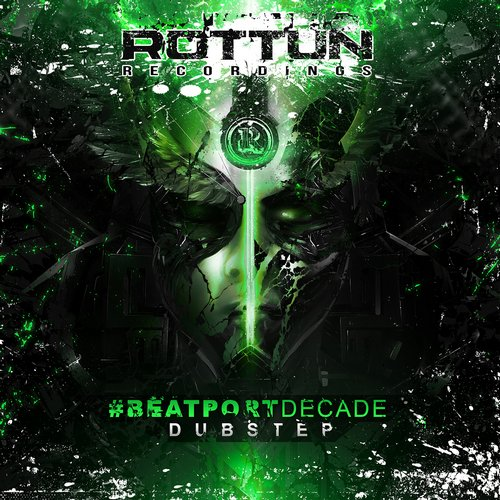 Album Art - Rottun Recordings #BeatportDecade Dubstep
