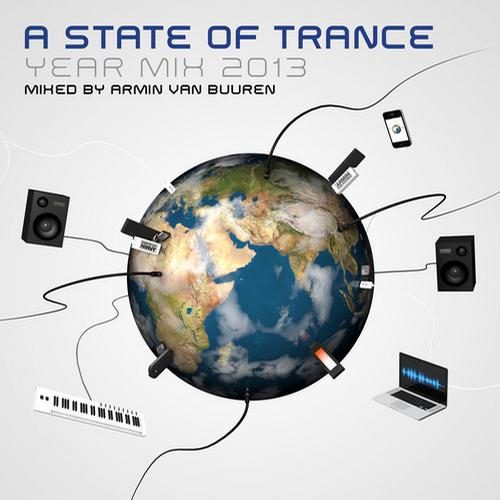 Album Art - A State Of Trance Year Mix 2013 - Mixed By Armin van Buuren