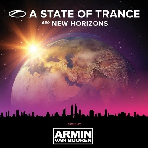 Album Art - A State Of Trance 650 - New Horizons (Extended Versions) - Mixed by Armin van Buuren