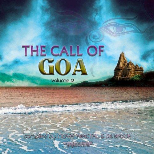 Album Art - The Call Of Goa v2 by Nova Fractal & Dr. Spook