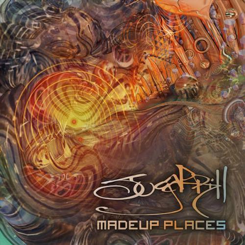 Album Art - Madeup Places EP