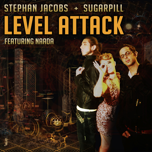 Album Art - Level Attack