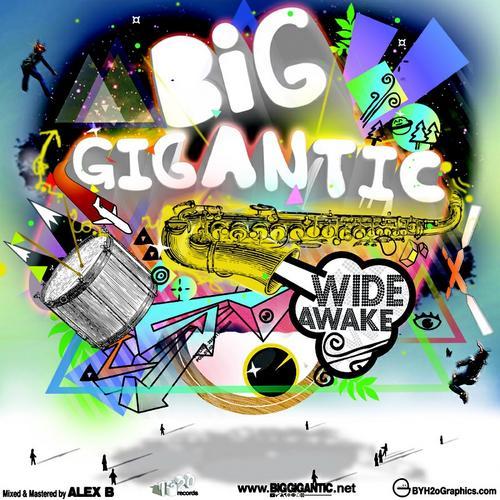 Album Art - Wide Awake