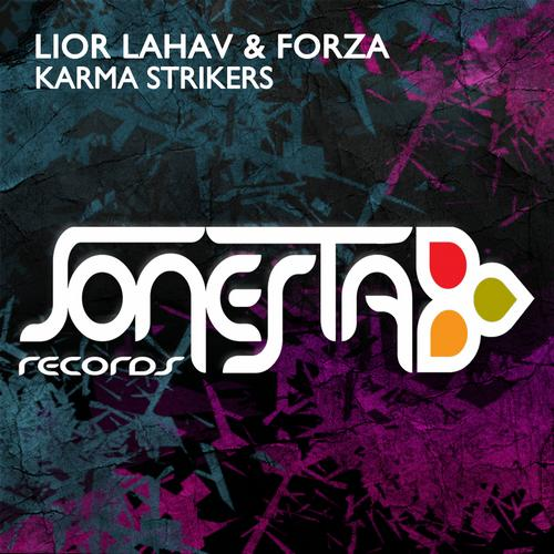 Album Art - Karma Strikers