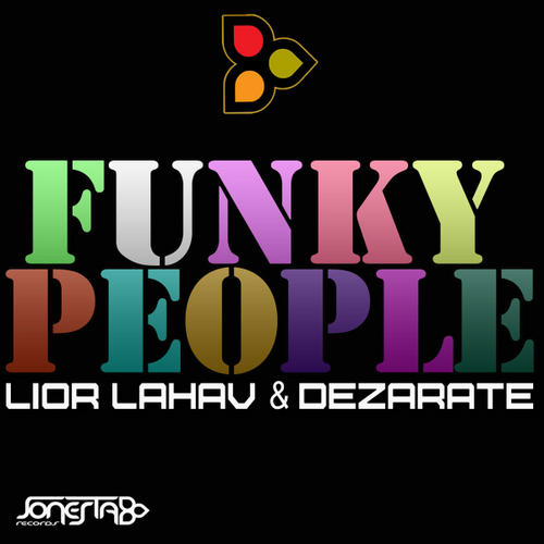 Album Art - Funky People