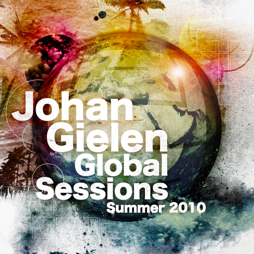 Album Art - Global Sessions Summer 2010