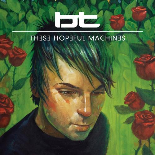Album Art - These Hopeful Machines