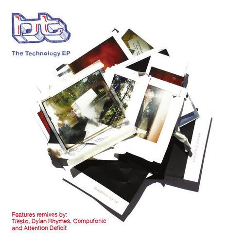 Album Art - The Technology EP