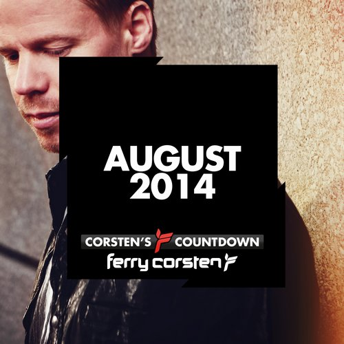 Album Art - Ferry Corsten presents Corsten's Countdown August 2014