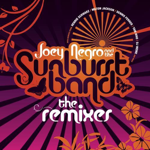 Album Art - Joey Negro & The Sunburst Band - The Remixes