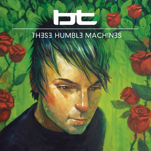Album Art - These Humble Machines