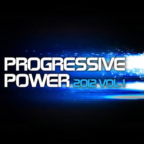 Progressive Power 2012 - Vol. 1 Album Art