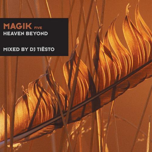 Album Art - Magik Five - Heaven Beyond
