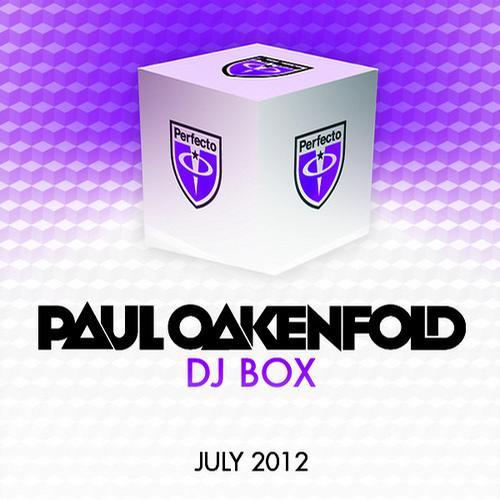 Album Art - DJ Box - July 2012