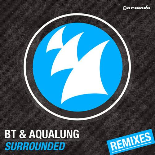 Album Art - Surrounded - Remixes