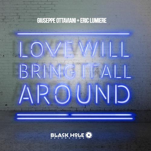 Love Will Bring It All Around Album Art