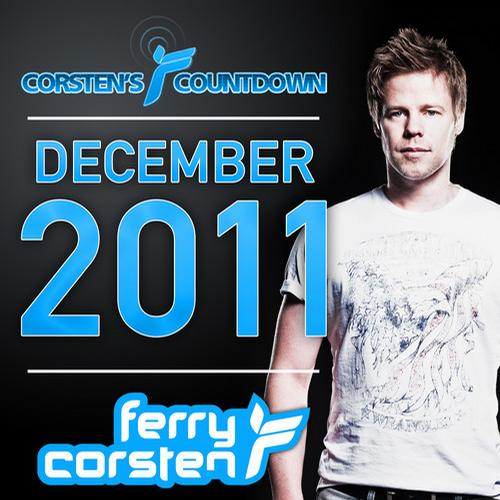 Album Art - Ferry Corsten Presents Corsten's Countdown December 2011