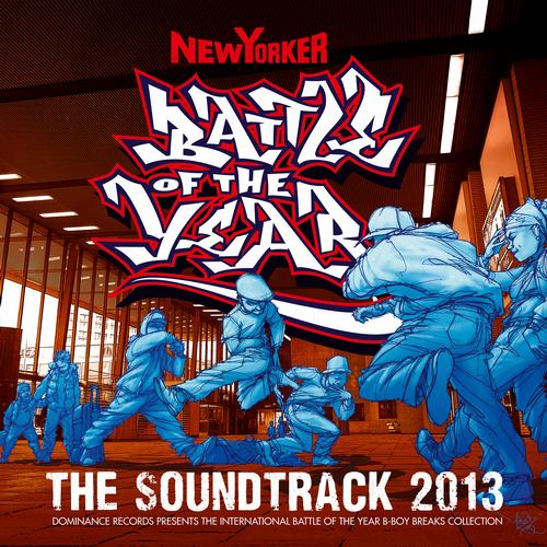 Album Art - Battle Of The Year 2013 - The Soundtrack