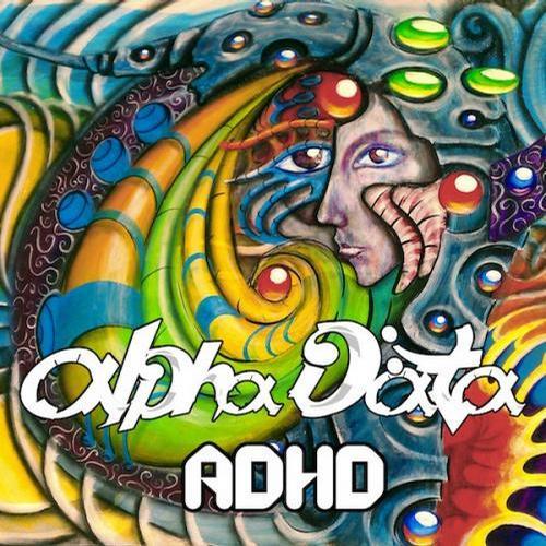 Album Art - ADHD