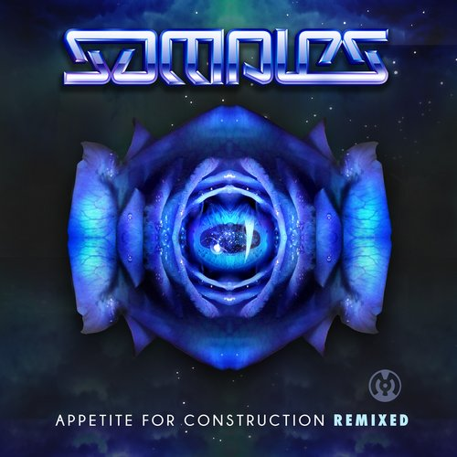 Album Art - Appetite For Construction Remixed